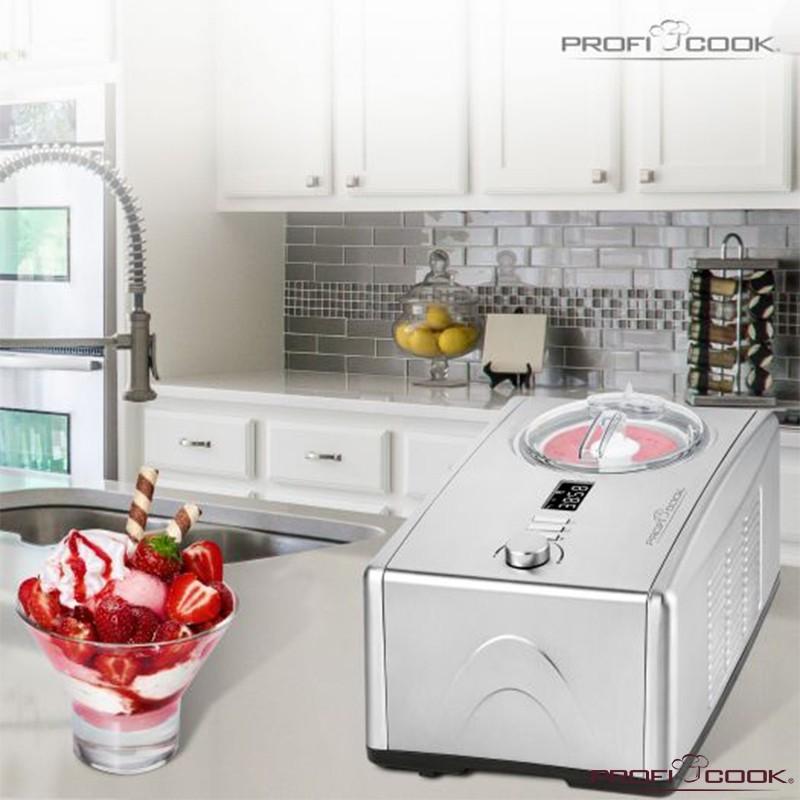 بستنی ساز کمپرسور دار پروفی کوک مدل PC-ICM 1091 N