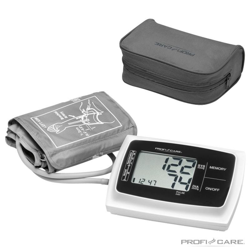 دستگاه اندازه گیری فشار خون بازویی پرافی کر مدل PC-BMG 3019
